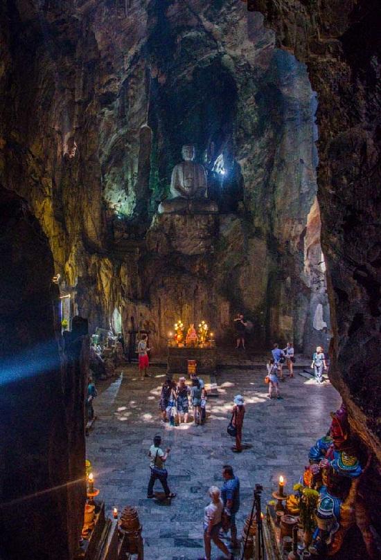 Review tour Ngũ Hành Sơn Hội An 1 ngày