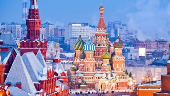 địa điểm du lịch ở Moscow