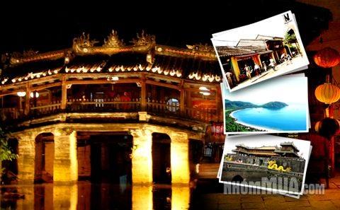 Du lịch bụi đà nẵng hội an huế - Kinh nghiệm, lịch trình chi tiết